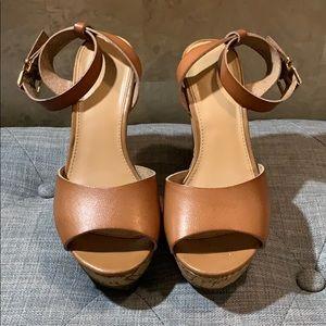 Wedged Sandal